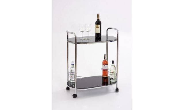 Servírovací stolek H414