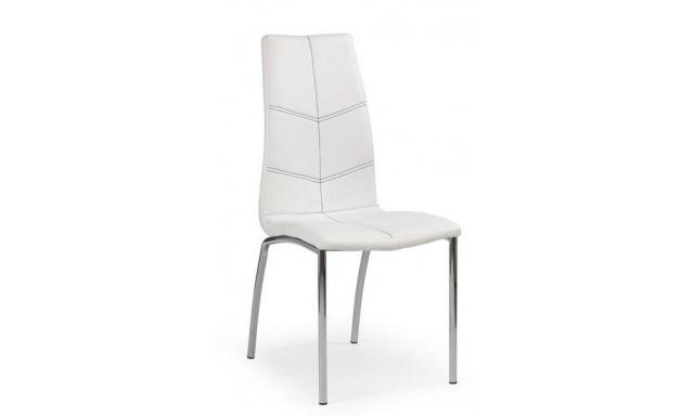 Jídelní židle H585, bílá