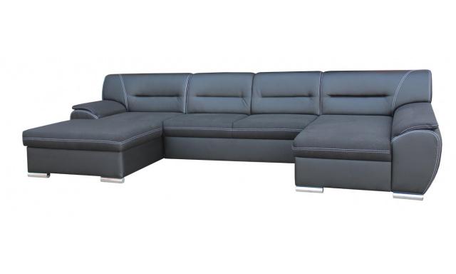 Moderní rohová sedací souprava Verati
