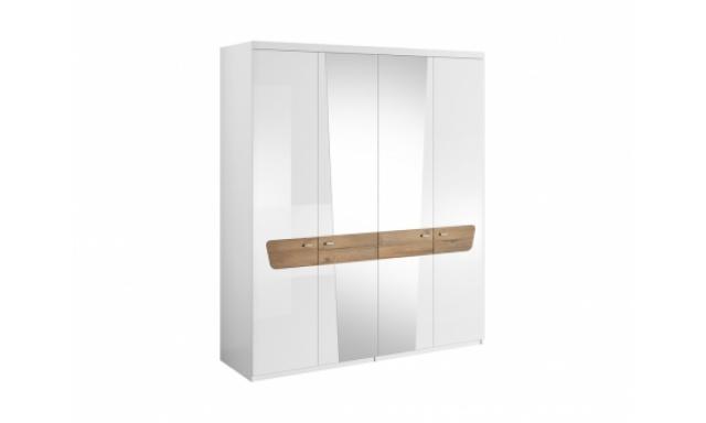 Luxusní šatní skřín Mondi 4D