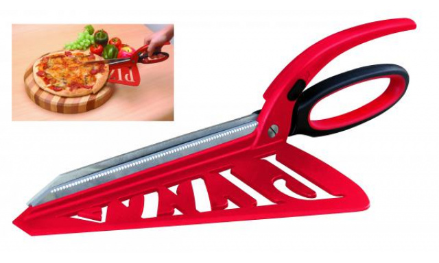 Servírovací nůžky BALVI PIZZA!