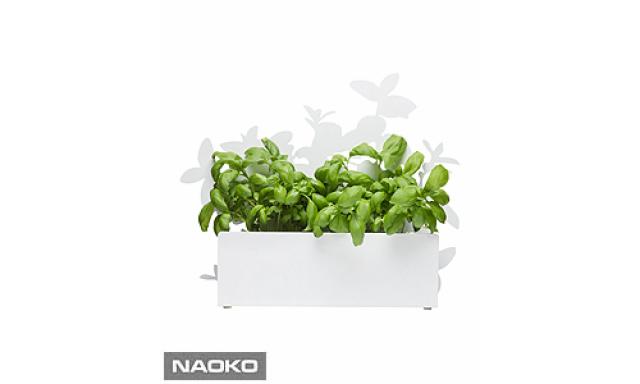 Stojánek na bylinky SAGAFORM Form Herb Stand, bílý