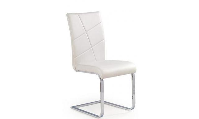 Jídelní židle H577, bílá