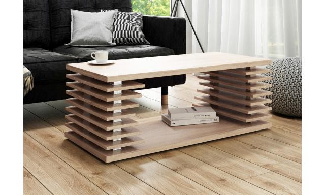 Moderní konferenční stůl Verona, dub sonoma