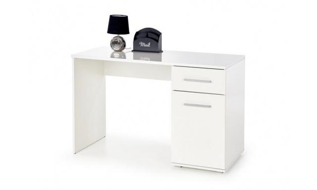 PC stůl Lenka, bílý