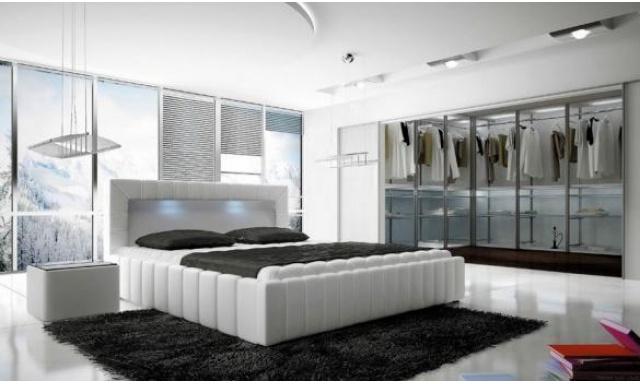 Kvalitní postel Luca 160x200cm