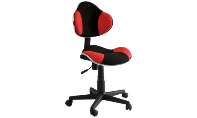 Dětská židle Sig304, červená