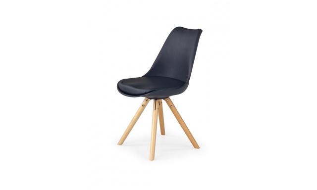 Jídelní židle H201, černá