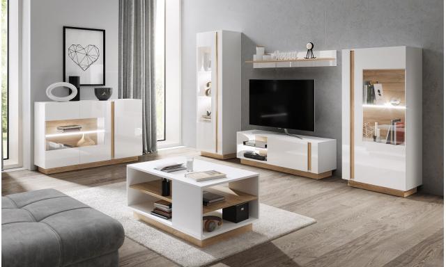 Moderní bytový nábytek Airoo sestava D