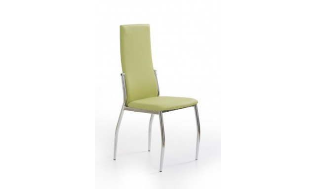 Jídelní židle H503, zelená