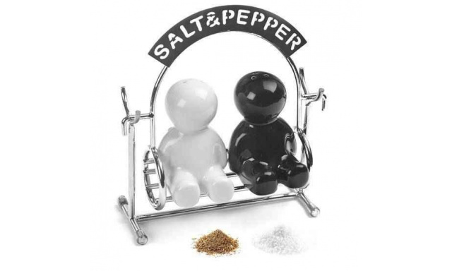 Slánka a pepřenka BALVI Salt & Pepper