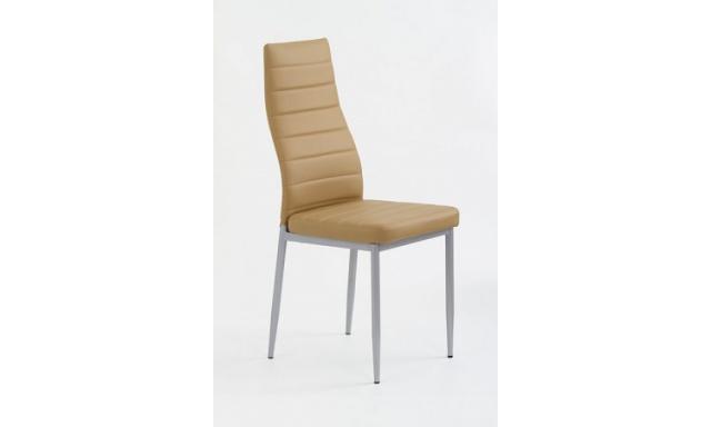 Nejlevnější jídelní židle H541, hnědá
