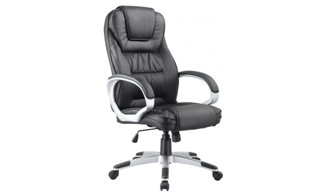 Kancelářské křeslo Sig306, černé