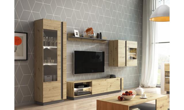Moderní bytový nábytek Airoo sestava A
