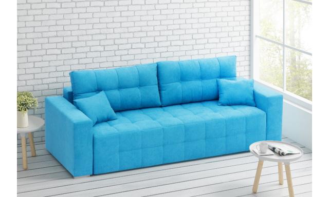 Moderní pohovka Big Sofa, tyrkysová