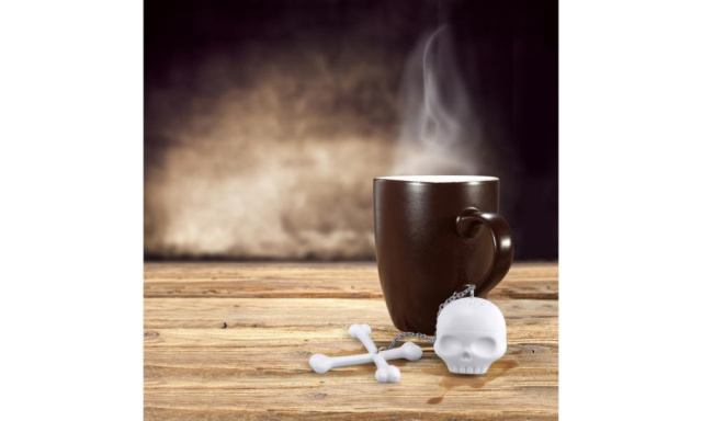 Čajové sítko FRED Tea Bones