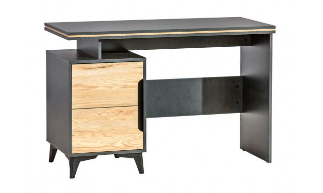 PC stůl Gaston GA12, jasan/fresco