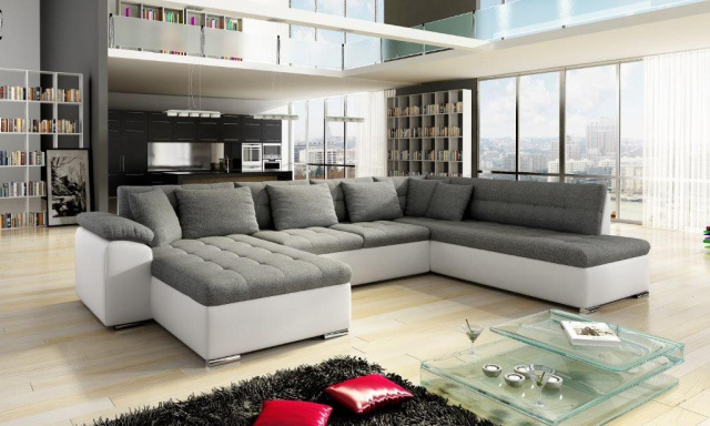 Luxusní sedací souprava Kler - TOP DESIGN 2019