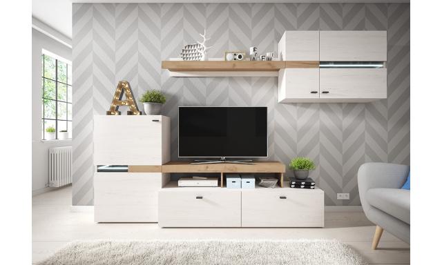 Moderní obývací stěna Jeta, andersen