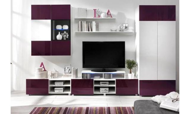 Moderní obývací systém Ordia E