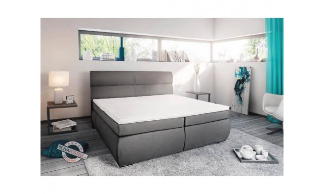 Kvalitní boxspring postel Inca, 160x200cm