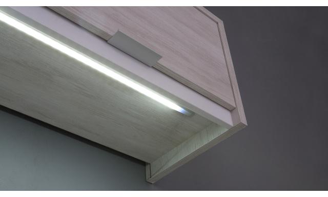 LED osvětlení závěsné skřínky Drake