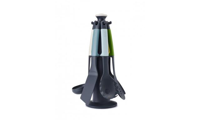 Rotační stojan s nástroji JOSEPH JOSEPH Elevate™ Carousel Opal