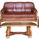 Kvalitní kožené sedací soupravy - SKLADEM