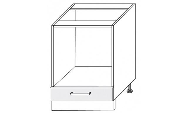 PLATINUM dolní skřínka 60cm D11k/60