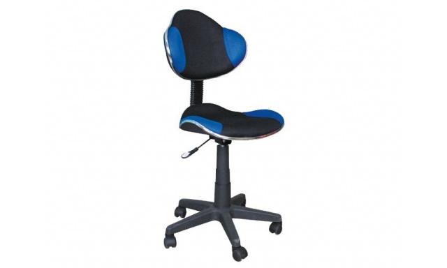 Dětská židle Sig304, modrá