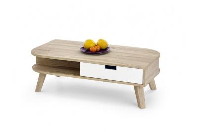 Designový konferenční stůl H155, sonoma