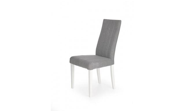 Moderní jídelní židle Dogo, šedá