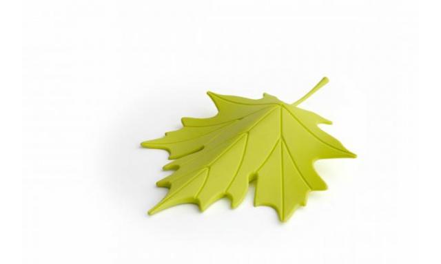 Dveřní klín QUALY Autumn Door Stopper, zelený