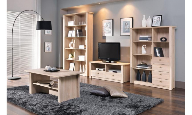 Sektový obývací nábytek Finesa systém A