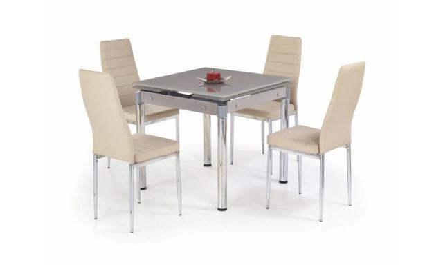 Jídelní stůl H28, béžový