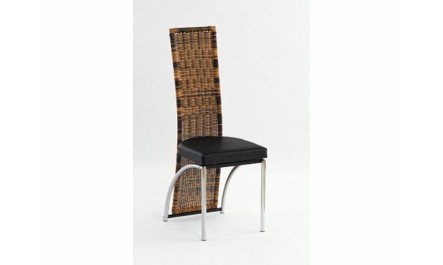 Jídelní židle H517, černá