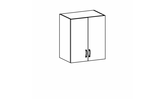 SYCILIE horní skřínka 60cm