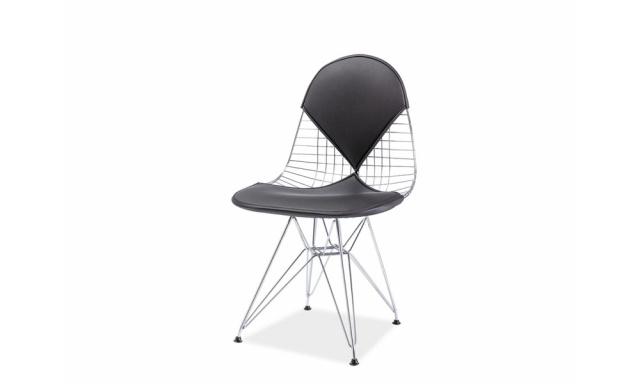 Jídelní židle Kami 2, černá