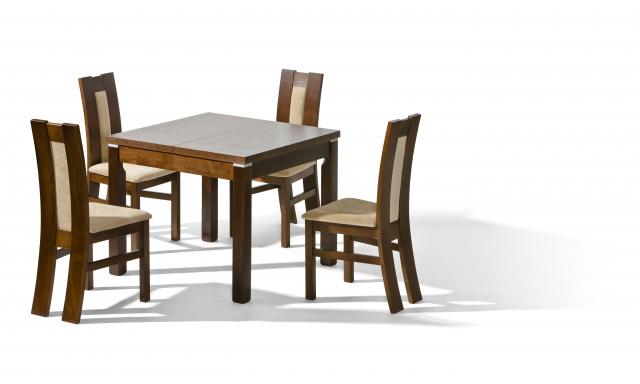 Dřevěný jídelní set Lotos