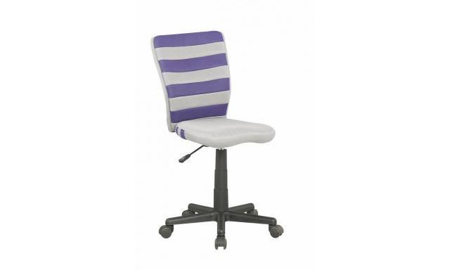 Dětská židle Fono, fialová