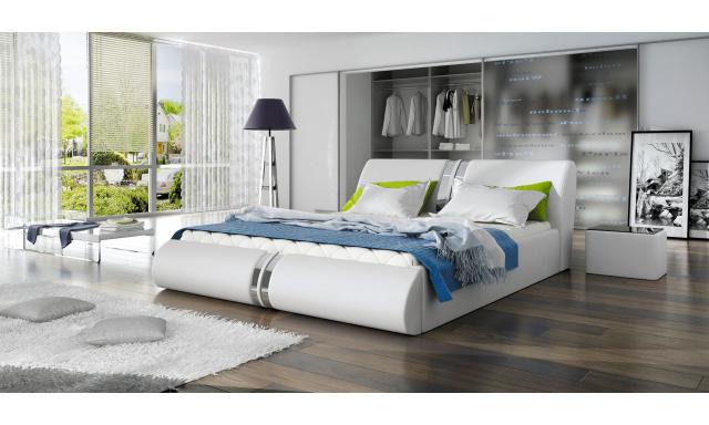 Luxusná posteľ Caliente 140x200cm