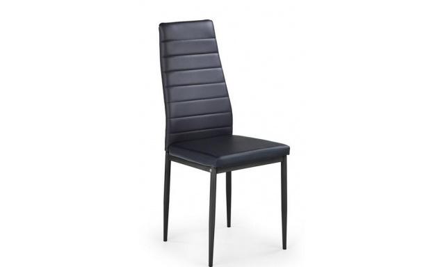 Nejlevnější jídelní židle H542, černá