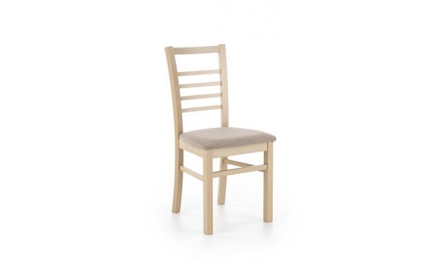 Jídelní židle Andy, dub sonoma/hnědá