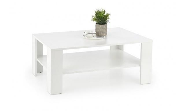 Moderní konferenční stůl H3010, bílý