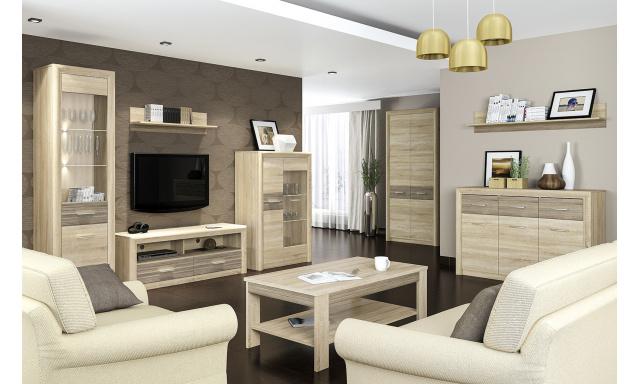 Kvalitní bytový nábytek Cascada A