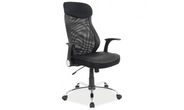 Kancelářské křeslo Sig303, černé