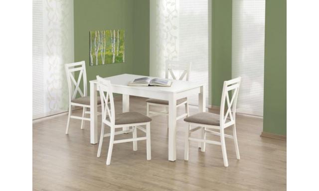 Moderní jídelní stůl H387, bílý