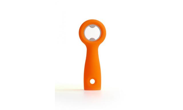 Otvírák QUALY Bottle Opener, oranžový