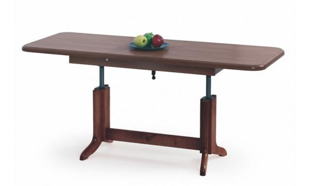 Zvedací konferenční stůl Karel, kaštan