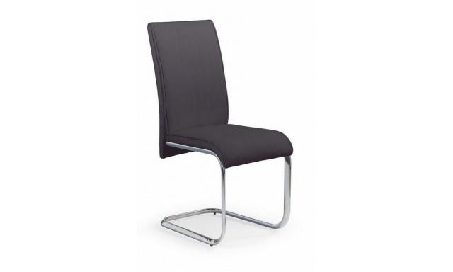 Jídelní židle H576, černá DOPRODEJ